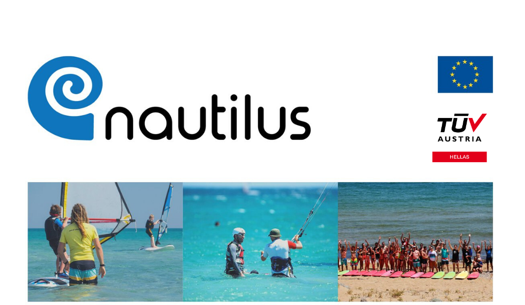EDUCATION & CERTIFICATION FRAMEWORK FOR BLUE CAREERS IN WATER SPORTS TOURISM (NAUTILUS)