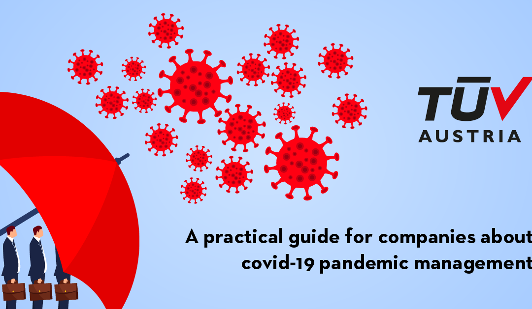 A Practical Guide For Business About Covid-19 Pandemic Management