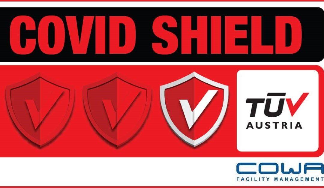 Η Cowa Hellas A.E έλαβε την πρωτοποριακή πιστοποίηση TÜV AUSTRIA CoVid Shield!