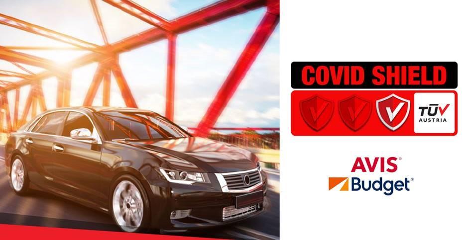 AVIS : Έλαβε την πρωτοποριακή πιστοποίηση TÜV AUSTRIA CoVid Shield!